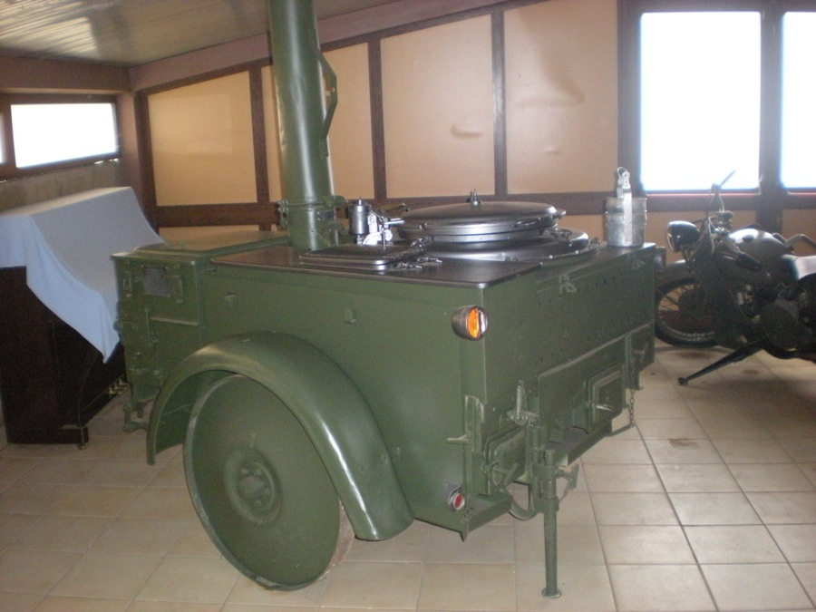 cucina da campo – germania 1943